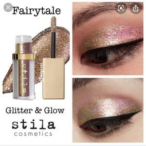NWT 👁 Stila Glitter and Glow Fairy Tail Full Size
